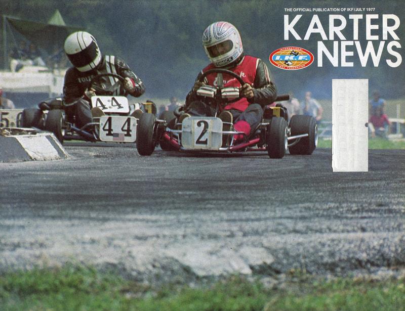 Karting Ghamps 60 U0026 39 S 80 U0026 39 S Van Deusen Motorsports